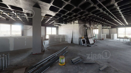 משרד בבניין בית נינה | קומה 3 | שטח 500מ״ר  | תמונה #4 - 1