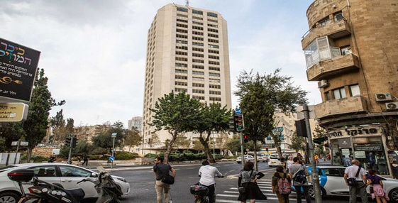 בניין מגדל העיר בירושלים   רמת הבניין classB   תמונה #2 - 1