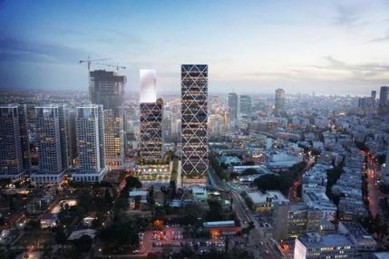 פרויקטים בהקמה Landmark TLV בתל אביב יפו | רמת הבניין classA | תמונה #22 - 1