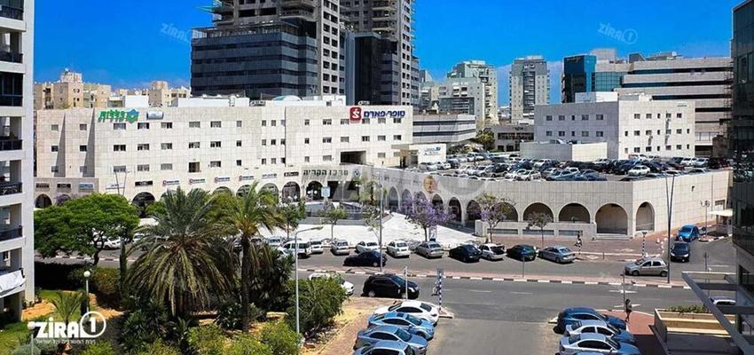 בניין בניין מרכז הקריה באשדוד | רמת הבניין classB | תמונה #0 - 1