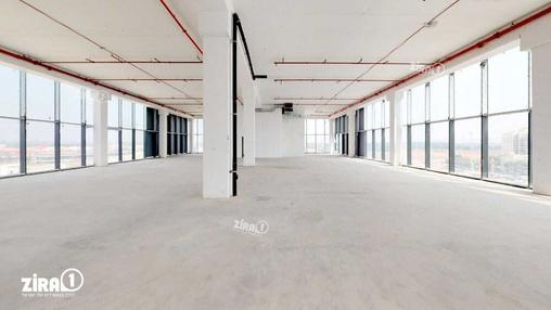 משרד בבניין סגולה 2000- בניין B | קומה 4 | שטח 1200מ״ר  | תמונה #2 - 1