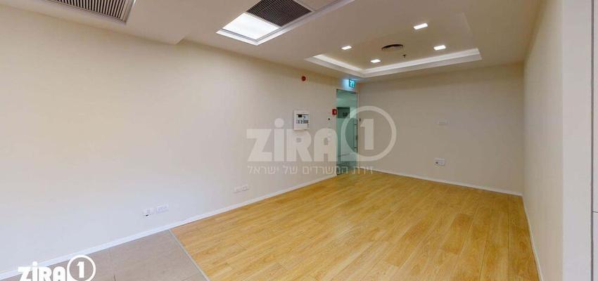 משרד בבניין מגדל עתידים- בניין 7 | קומה 4 | שטח 170מ״ר  | תמונה #0 - 1