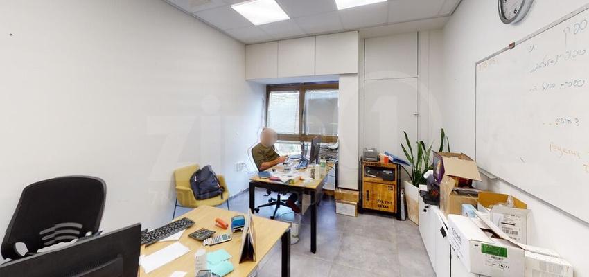 משרד בבניין מגדל עתידים- בניין 7   קומה 4   שטח 368מ״ר    תמונה #0 - 1