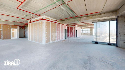 משרד בבניין בית ירון מילר | קומה 7 | שטח 120מ״ר  | תמונה #16 - 1