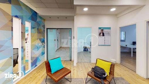 משרד בבניין האומנים 7 | קומה 0 | שטח 190מ״ר  | תמונה #12 - 1