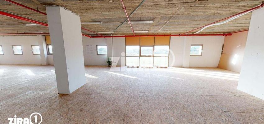 משרד בבניין המלאכה 7 | קומה 1 | שטח 300מ״ר  | תמונה #0 - 1