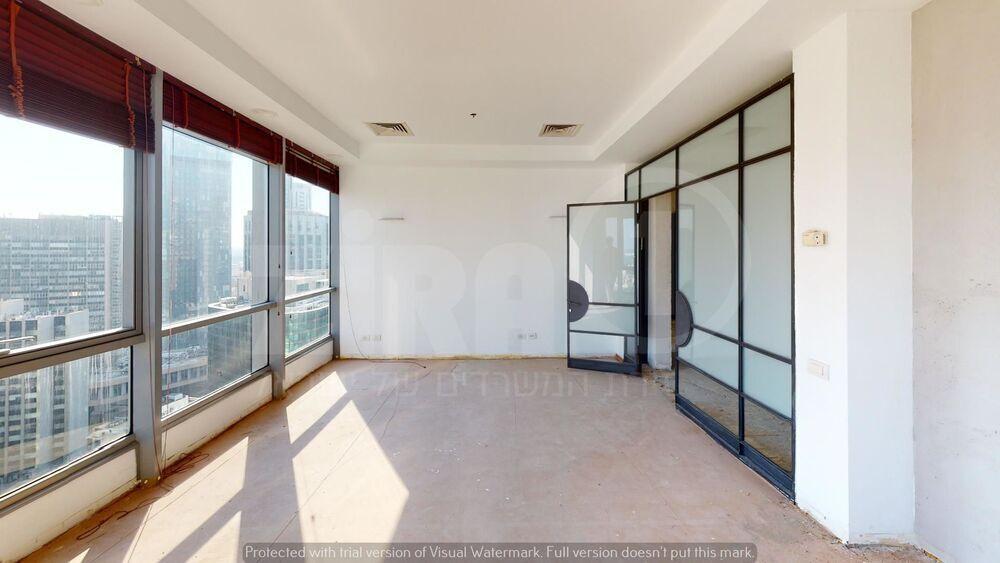 משרד בבניין בית גיבור ספורט  | קומה 22 | שטח 480מ״ר  | תמונה #0 - 1