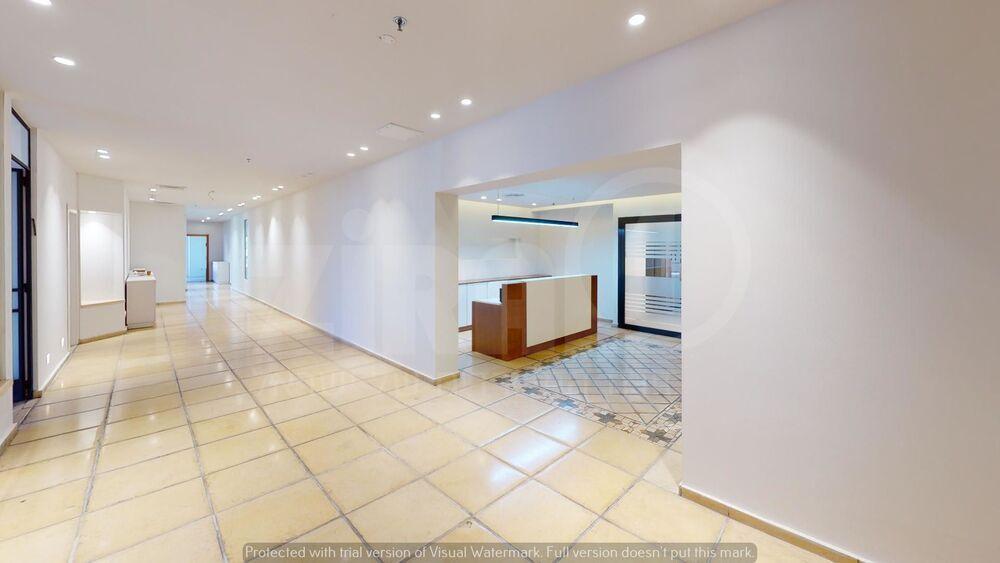 משרד בבניין בית גיבור ספורט  | קומה 22 | שטח 520מ״ר  | תמונה #0 - 1