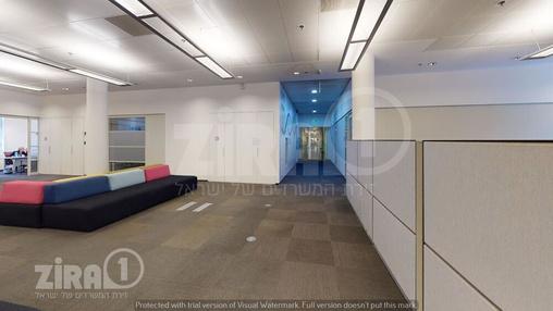 משרד בבניין בית קודאק | קומה 2 | שטח 1300מ״ר  | תמונה #23 - 1