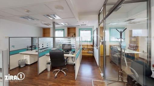משרד בבניין לשם 7 | קומה 3 | שטח 350מ״ר  | תמונה #4 - 1