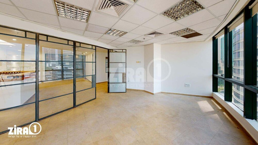 משרד בבניין בית ש.א.פ | קומה 7 | שטח 376מ״ר  | תמונה #14 - 1