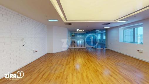 משרד בבניין מגדל משה אביב | קומה 45 | שטח 534מ״ר  | תמונה #13 - 1