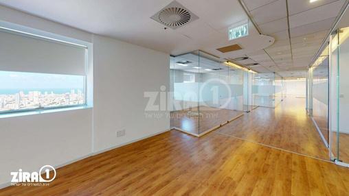 משרד בבניין מגדל משה אביב | קומה 45 | שטח 534מ״ר  | תמונה #9 - 1