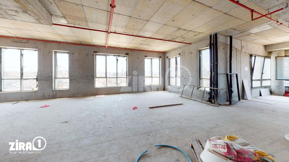משרד בבניין מגדל בר כוכבא | קומה 7 | שטח 566מ״ר  | תמונה #0 - 1