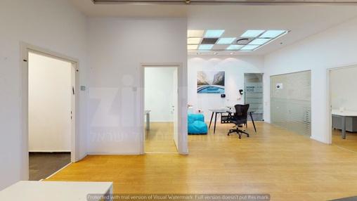 משרד בבניין מגדל משה אביב | קומה 50 | שטח 140מ״ר  | תמונה #14 - 1