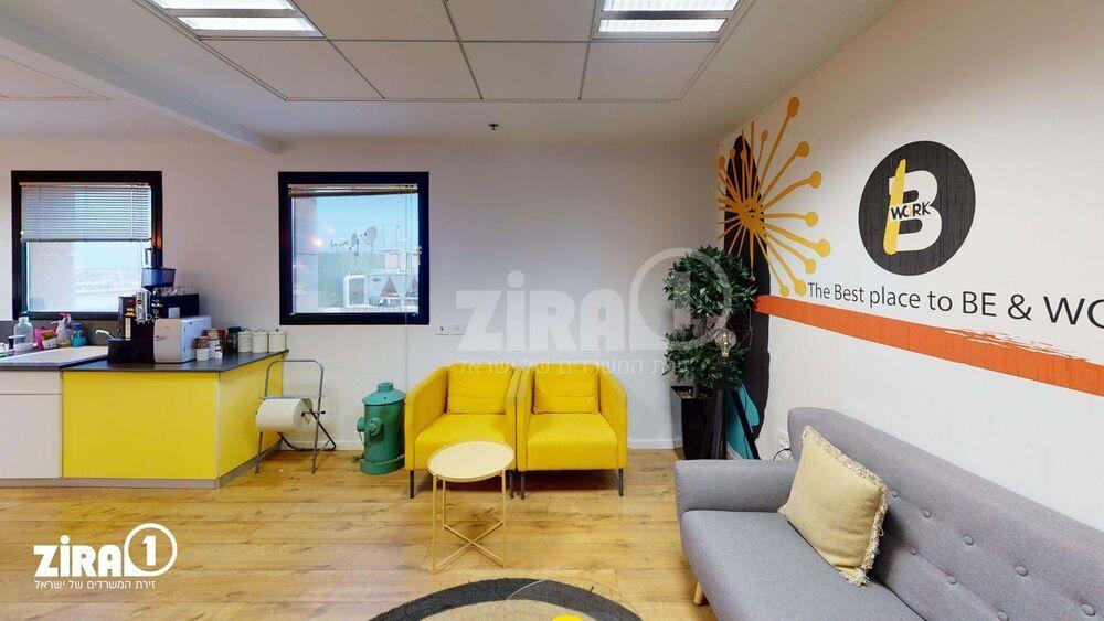 חלל עבודה: BeWork Beit Koren בחדרה | קומה: 7 | תמונה #3 - 1