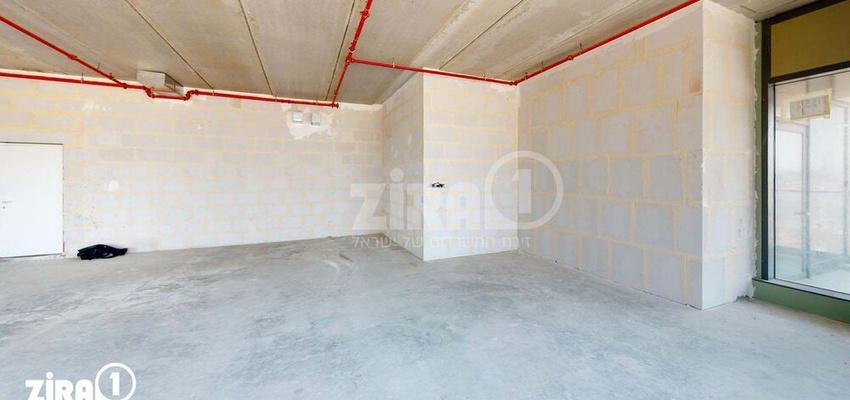 משרד בבניין מגדל הכשרת הישוב  | קומה 7 | שטח 187מ״ר  | תמונה #0 - 1