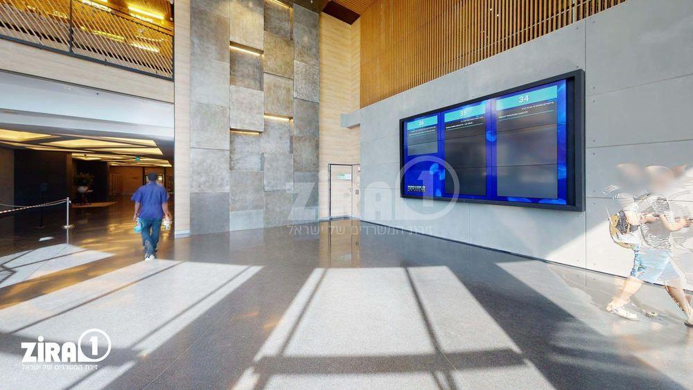 בניין בית גיבור ספורט  ברמת גן | רמת הבניין classA | תמונה #0 - 1