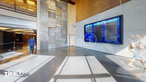 בניין בית גיבור ספורט  ברמת גן | רמת הבניין classA | תמונה #1 - 1
