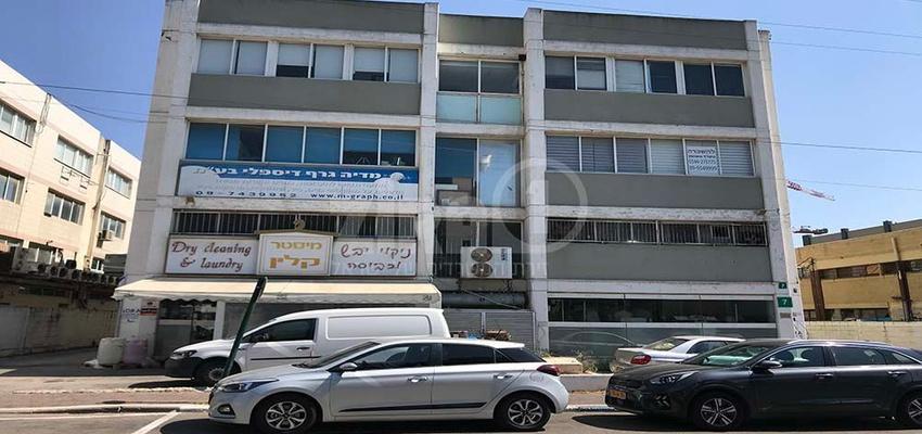 בניין היצירה 7 ברעננה | רמת הבניין classC | תמונה #0 - 1