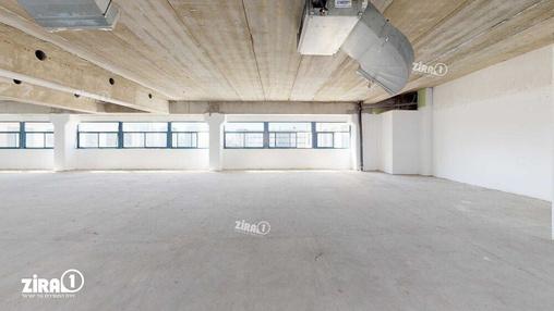 משרד בבניין מגדלי הסיבים - בניין A1 | קומה 4 | שטח 586מ״ר  | תמונה #5 - 1