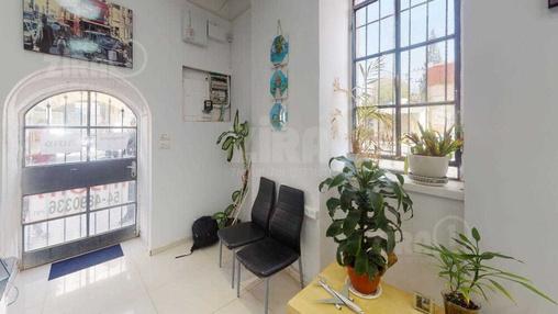 משרד בבניין ההסתדרות 98   קומה 0   שטח 45מ״ר    תמונה #14 - 1