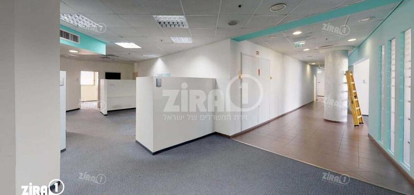 משרד בבניין בית ברקת | קומה 3 | שטח 500מ״ר  | תמונה #0 - 1