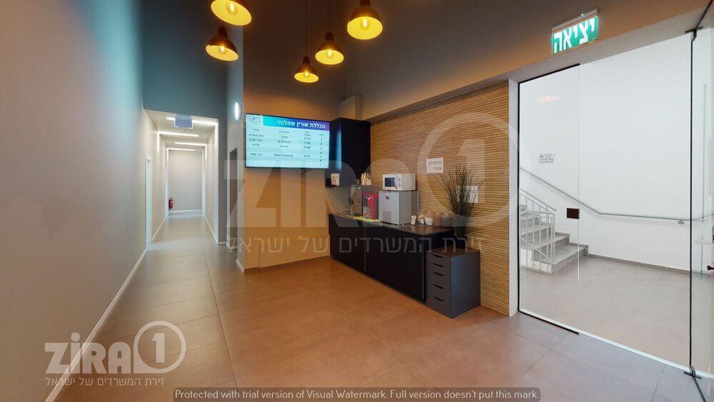 חלל עבודה מכללת אורין שפלטר בחיפה | קומה 1 | תמונה #0 - 1