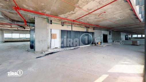 משרד בבניין בית אמפא - ספיר 1 | קומה 9 | שטח 1050מ״ר  | תמונה #5 - 1
