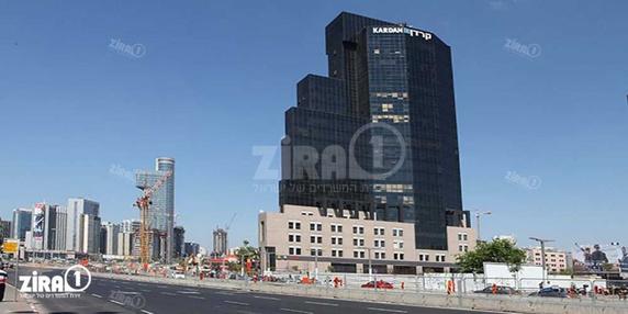 בניין בית קרדן בתל אביב יפו | רמת הבניין classA | תמונה #1 - 1