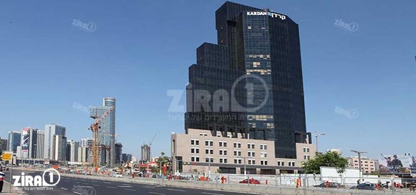 בניין בית קרדן בתל אביב יפו | רמת הבניין classA | תמונה #0 - 1