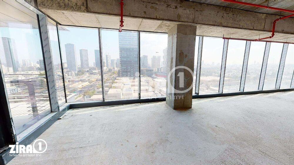 משרד בבניין מגדל סוזוקי | קומה 9 | שטח 276מ״ר  | תמונה #0 - 1