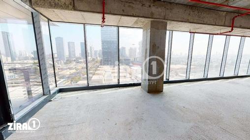 משרד בבניין מגדל סוזוקי | קומה 9 | שטח 276מ״ר  | תמונה #3 - 1