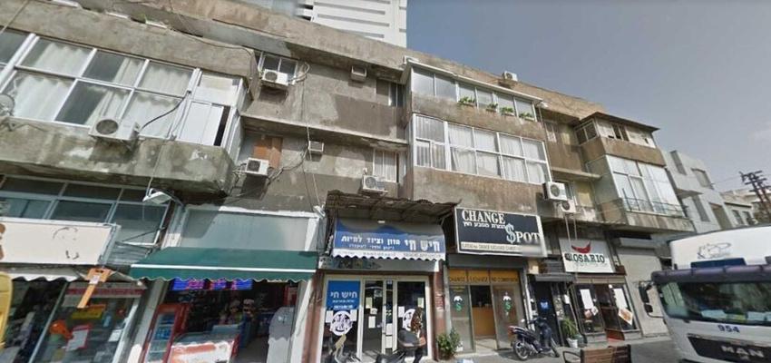 בניין יהודה הלוי 49  בתל אביב יפו | רמת הבניין classC | תמונה #0 - 1