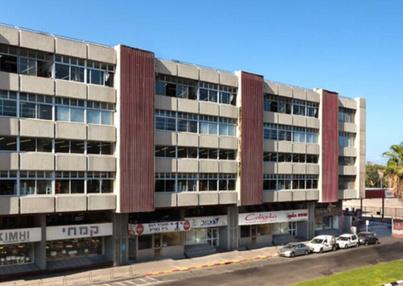 בניין בית מרכזים  בתל אביב יפו | רמת הבניין classB | תמונה #1 - 1