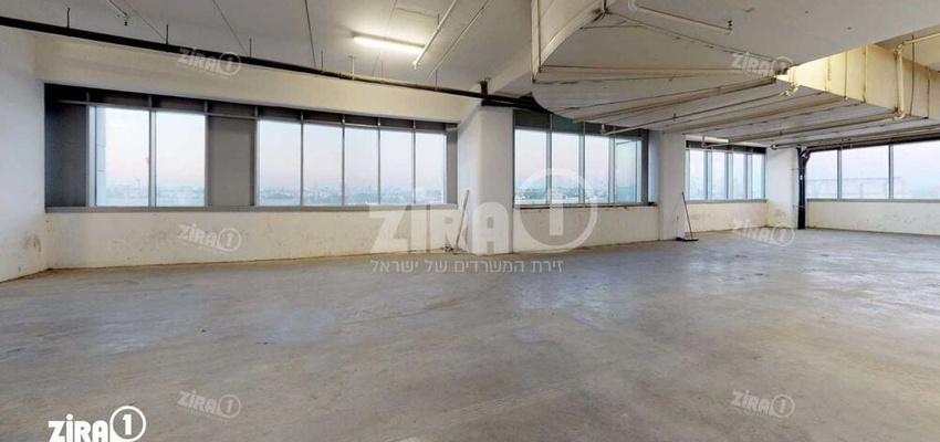 משרד בבניין מגדל צ'מפיון | קומה 6 | שטח 1000מ״ר  | תמונה #0 - 1