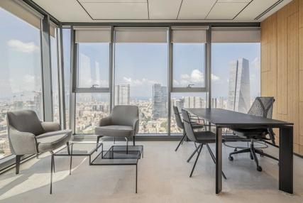 חלל עבודה WeBiz smart business offices בתל אביב יפו | קומה 31 | תמונה #19 - 1