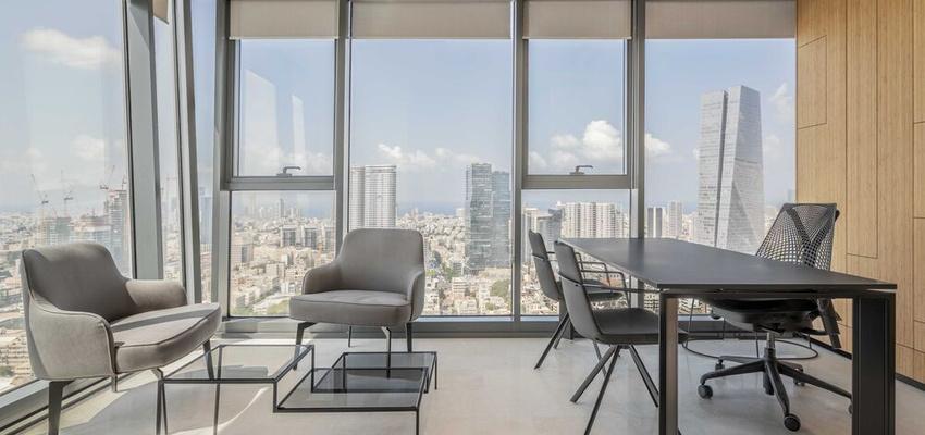 חלל עבודה WeBiz smart business offices בתל אביב יפו | קומה 31 | תמונה #0 - 1