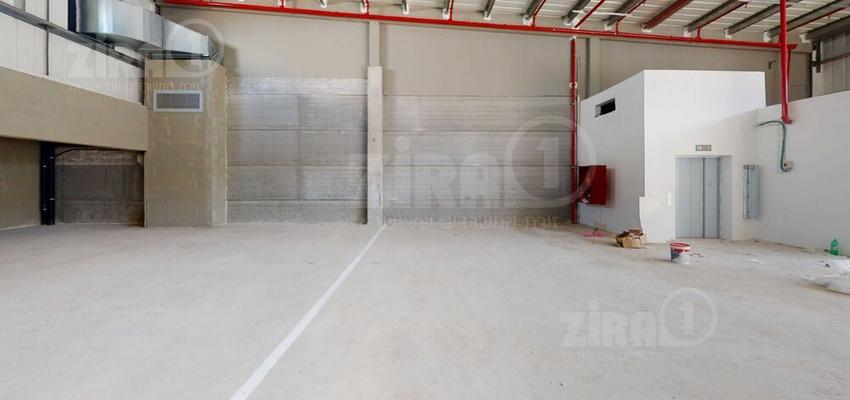 משרד בבניין מתחם עסקים שורק | קומה 0 | שטח 1060מ״ר  | תמונה #0 - 1