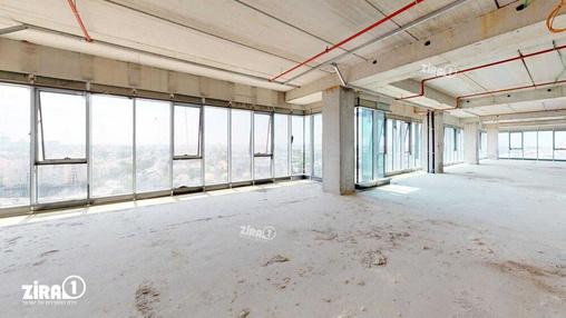 משרד בבניין A TOWER | קומה 8 | שטח 1723מ״ר  | תמונה #1 - 1