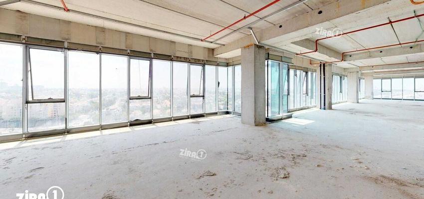 משרד בבניין A TOWER | קומה 8 | שטח 1723מ״ר  | תמונה #0 - 1