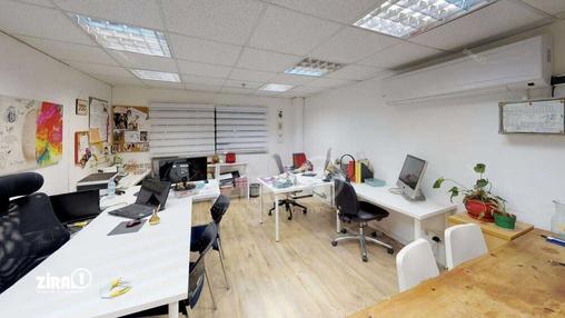 חלל עבודה CoWorking Israel-התעשייה 21 ברעננה | קומה 1 | תמונה #3 - 1
