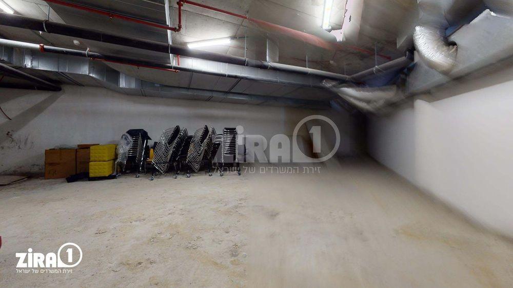משרד בבניין מגדל עתידים- בניין 8 | קומה: -1 | שטח 217 תמונה | מ׳׳ר #4 - 1