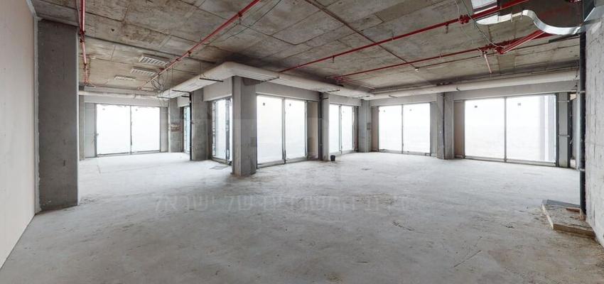 משרד בבניין מגדל עתידים- בניין 8 | קומה 33 | שטח 367מ״ר  | תמונה #0 - 1