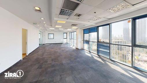משרד בבניין בית אמריקה | קומה 8 | שטח 703מ״ר  | תמונה #6 - 1