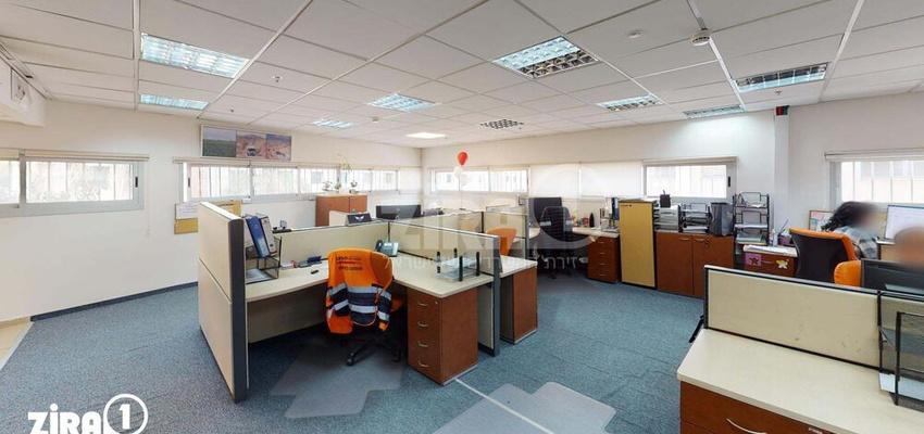 משרד בבניין בית אוריין | קומה 1 | שטח 415מ״ר  | תמונה #0 - 1