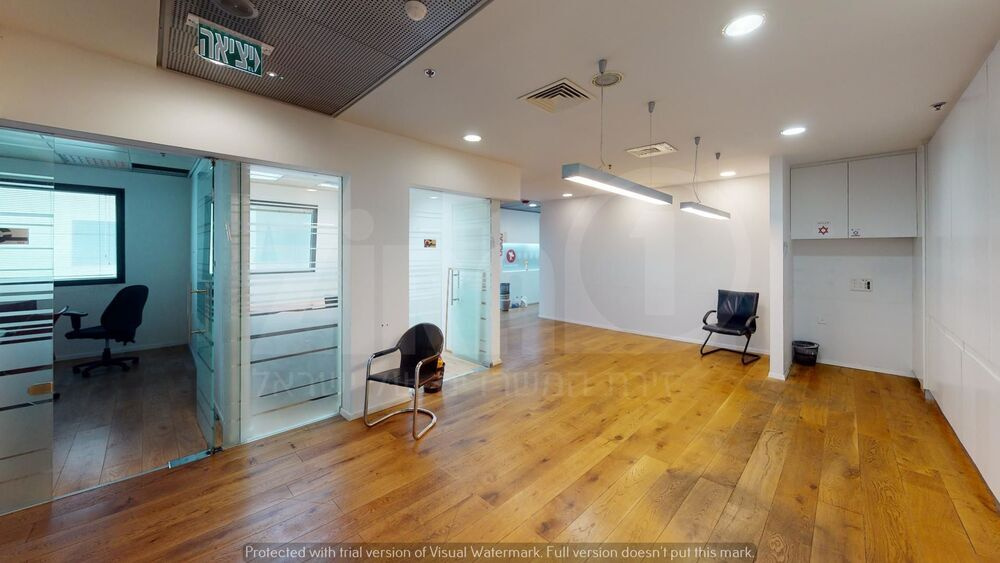 משרד בבניין הנגר 8 | קומה 1 | שטח 465מ״ר  | תמונה #0 - 1