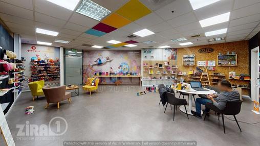 משרד בבניין טקסטיל סנטר | קומה 2 | שטח 125מ״ר  | תמונה #6 - 1