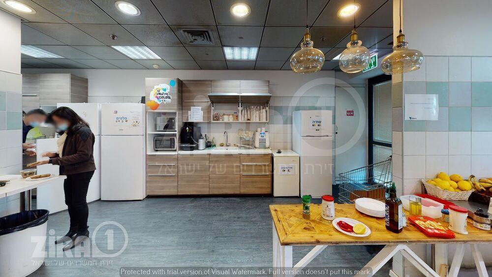משרד בבניין הנגר 8   קומה 0   שטח 300מ״ר    תמונה #0 - 1