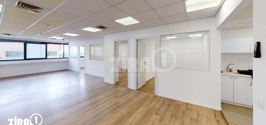 משרד בבניין בית דנ-אביב   קומה 3   שטח 125מ״ר    תמונה #0 - 1